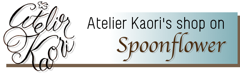 atelierkaori's shop on spoonflower